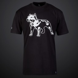 Amstaff Logo Shirt - black