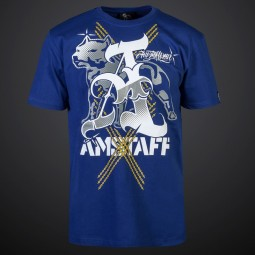 Amstaff Proteus T-Shirt - navy