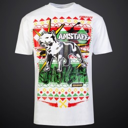 Amstaff Sharik T-Shirt - white