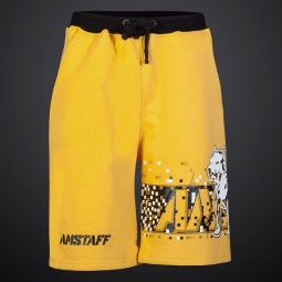 Amstaff Tweat Sweatshorts - yellow