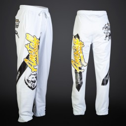 Amstaff Pryor Sweatpants - white