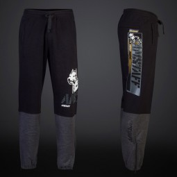 Amstaff Karpan Sweatpants - black/grey