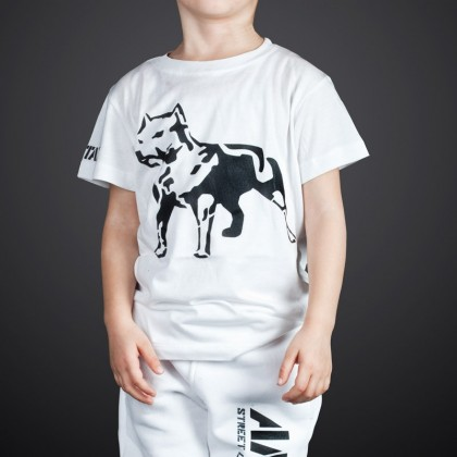 Kids Shirt - white