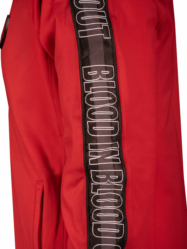 Blood In Blood Out Chido Trackjacket - rot