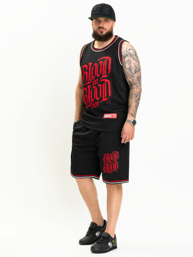 Blood In Blood Out Aguas Meshshorts